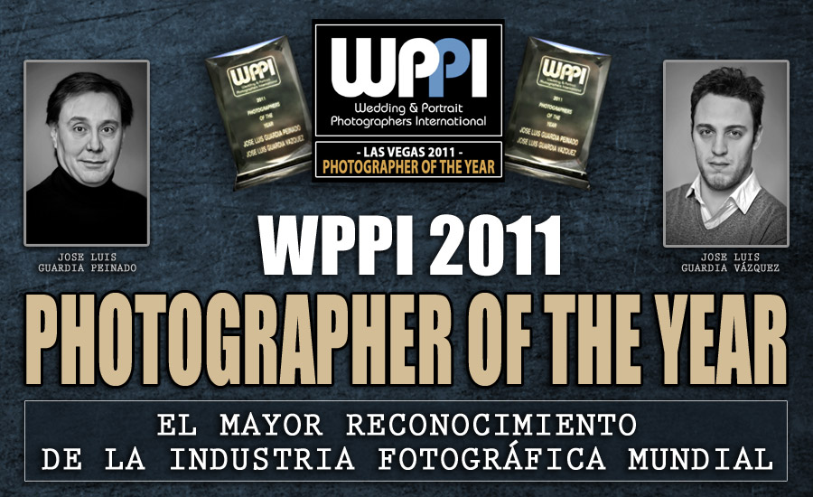 WPPI 2011 Photographers of the Year - WPPI 2011 Fotógrafo del Año