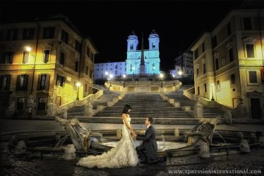 Boda en Roma - Wedding in Rome