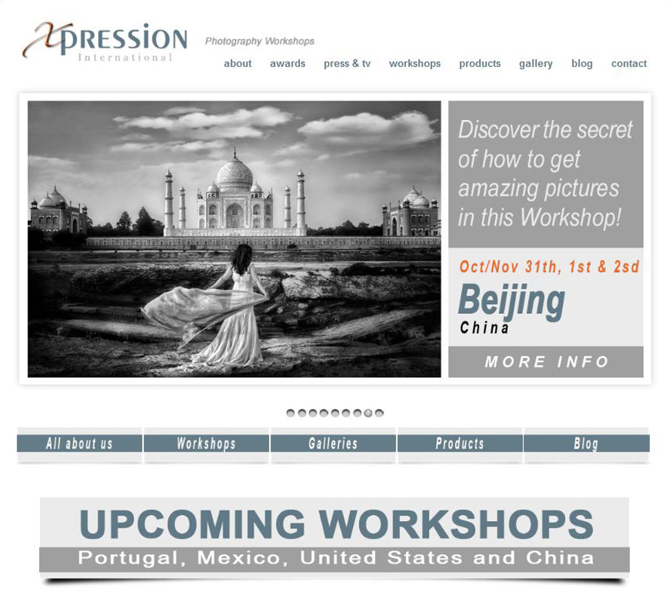 Xpression Workshops